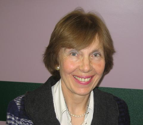 Photo of Professor Margaret Cupples